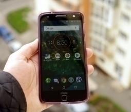 Чехол Motorola Moto Z Speck красный - изображение 3