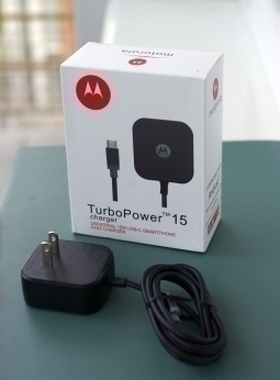 Зарядка Motorola Moto G6 TurboPower 15