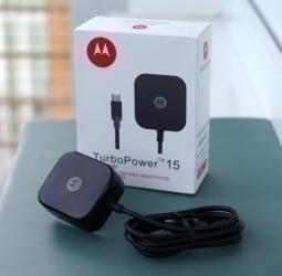Зарядка Motorola TurboPower 15 (One Power)