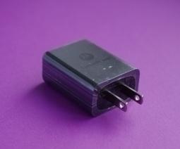Зарядный блок Motorola Moto Z2 Force SPN5970A TurboPower 15 / QC3.0
