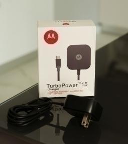 Турбозарядка Motorola TurboPower 15 (Moto Z2 Play)
