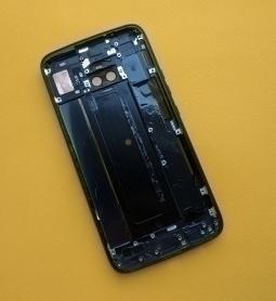 Корпус в сборе Motorola Moto X4 чёрный (А сток) - фото 2