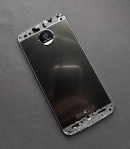 Корпус Motorola Moto Z Force чёрный (A сток)