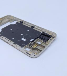 Корпус рамка Motorola Moto X Style золото А-сток - фото 3