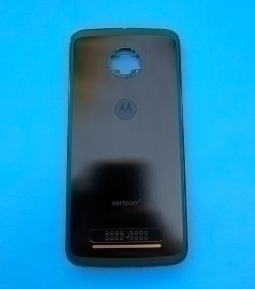 Корпус Motorola Moto Z2 Force super black А-сток