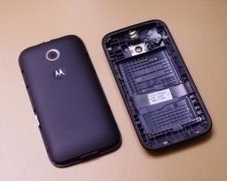 Крышка Motorola Moto E2 - изображение 2