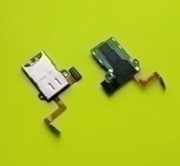 Коннектор сим Motorola Moto Z Play