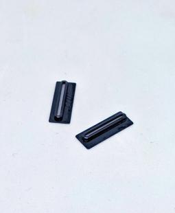 Накладка на динамик Motorola Moto Z Force чёрная