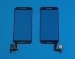 Сенсор Motorola Moto X Style чёрный - изображение 2