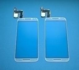 Сенсор Motorola Moto X Style белый