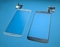 Сенсор Motorola Moto X Style белый - изображение 2