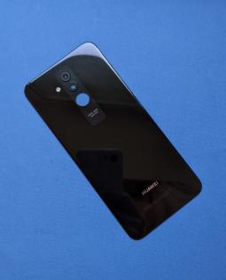 Крышка Huawei Mate 20 Lite (2018) чёрная А-сток