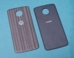 Крышка мод Motorola Moto Z2 Force дерево