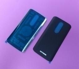 Крышка Motorola Moto X Force / Droid Turbo 2 черная