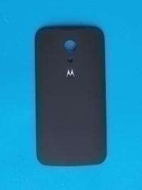 Крышка Motorola Moto G2 черная