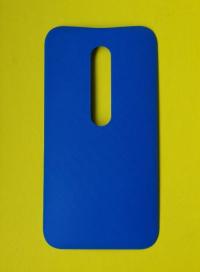 Крышка Motorola Moto G3 синяя