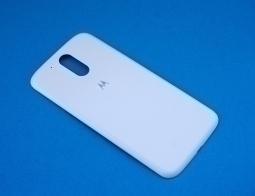 Крышка Motorola Moto G4 Plus белая