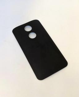 Крышка Motorola Moto X2 чёрная А-сток