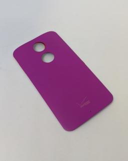 Крышка Motorola Moto X2 розовая