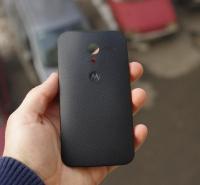 Крышка Motorola Moto X черная