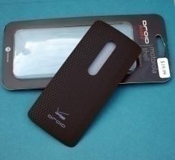 Крышка Motorola Moto X Play (Droid Maxx 2) черная