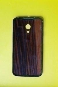 Крышка Motorola Moto X дерево (орех) - изображение 2