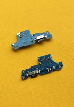 Плата нижняя Motorola Moto G9 Play порт зарядки