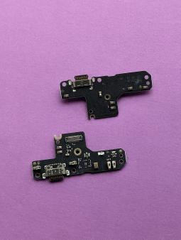 Плата нижняя Motorola Moto G9 Plus порт зарядки