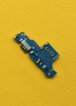 Плата нижняя Motorola Moto G9 порт зарядки