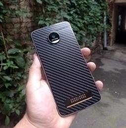 Плёнка на корпус Motorola Moto Z Z2 Force Play