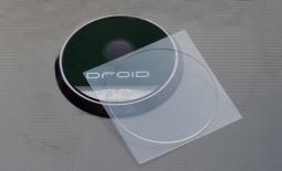 Защитная плёнка на камеру Motorola Moto Z Droid