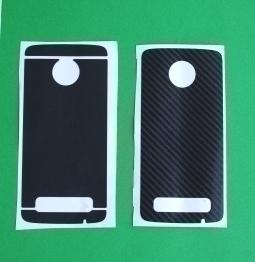 Плёнка на корпус Motorola Moto Z Z2 Force Play - изображение 2