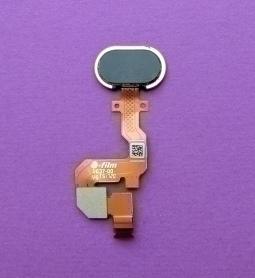 Сканер отпечатка Motorola Moto Z2 Force чёрный