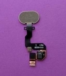 Сканер отпечатка Motorola Moto Z2 Force чёрный - фото 2