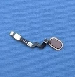 Сканер отпечатка Motorola Moto X4 голубой
