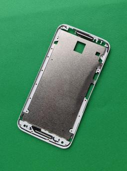 Рамка дисплея Motorola Moto X Style белая (B-сток) набор