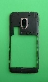 Рамка корпуса Motorola Moto G4 Play + стекло камеры