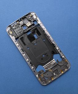 Корпус рамка боковая Motorola Moto X Style серая B-сток