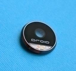 Стекло камеры вспышка Motorola Moto Z Force