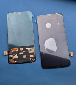 Дисплей (экран) Motorola Moto Z4 чёрный новый
