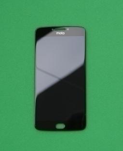 Дисплей (экран) Motorola Moto E4 Plus черный