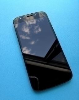 Дисплей Motorola Moto E5 Play в рамке оригинал