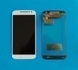 Дисплей (экран) Motorola Moto G4 белый