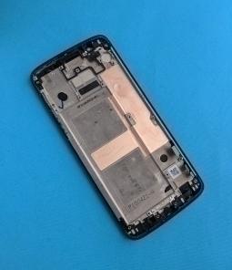 Дисплей Motorola Moto G6 в рамке оригинал - изображение 2
