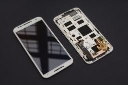 Дисплей (экран) Motorola Moto X2 белый