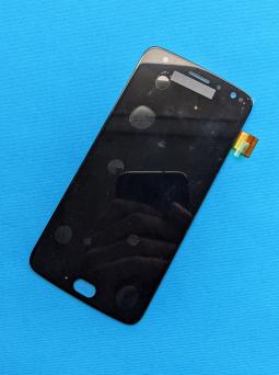 Экран (дисплей) Motorola Moto X4 новый чёрный