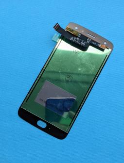 Экран (дисплей) Motorola Moto X4 новый чёрный - фото 2