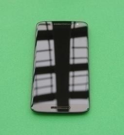 Дисплей (экран) Motorola Moto X Play / Droid Maxx 2 чёрный - изображение 4