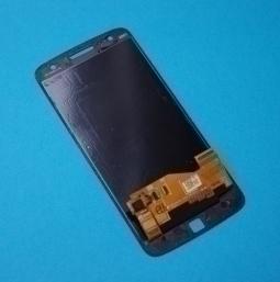Дисплей Motorola Moto Z Droid чёрный - изображение 2