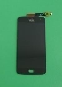 Дисплей (экран) Motorola Moto G5 Plus чёрный